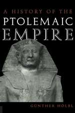 A History of the Ptolemaic Empire
