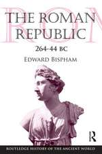 The Roman Republic 264-44 BC