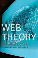 Web Theory:  An Introduction
