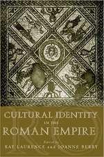 Cultural Identity in the Roman Empire