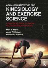 Advanced Statistics for Kinesiology and Exercise Science