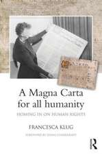A Magna Carta for All Humanity
