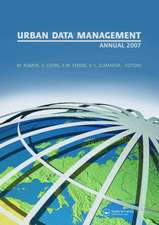 Urban and Regional Data Management:  Udms 2007 Annual