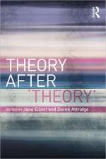 Theory After 'Theory':  Supporting Effective Research in Education and the Social Sciences
