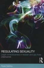 Harding, R: Regulating Sexuality