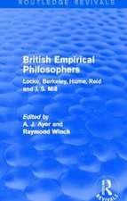 British Empirical Philosophers (Routledge Revivals)