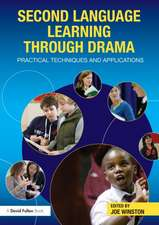 Second Language Learning Through Drama