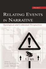 Relating Events in Narrative, Volume 2:  Typological and Contextual Perspectives