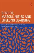 Gender, Masculinities and Lifelong Learning