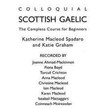 Graham, K: Colloquial Scottish Gaelic