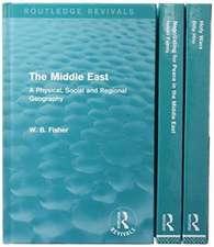 Routledge Revivals Middle Eastern Studies Bundle