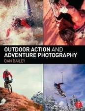 Outdoor Action and Adventure Photography