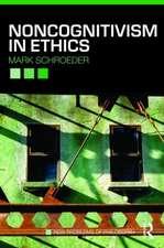 Noncognitivism in Ethics