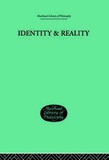Identity & Reality