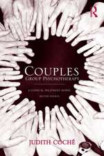 Couples Group Psychotherapy:  A Clinical Treatment Model