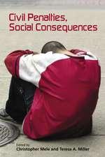 Civil Penalties, Social Consequences