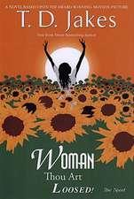 Woman, Thou Art Loosed! the Novel:  Scarpetta (Book 5)