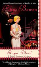 Royal Blood: A Royal Spyness Mystery