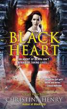 Black Heart: A Black Wings Novel