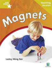 Rigby Star Non-fiction: Guided Reading Gold Level: Magnets T