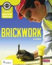 Level 2 NVQ/SVQ Diploma Brickwork Candidate Handbook 3rd Edition