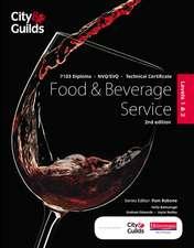 City & Guilds Level 1 & 2 Food & Beverage Service Candidate Handbook, 2nd edition
