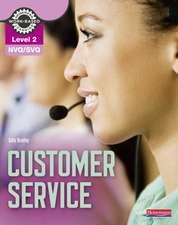 NVQ/SVQ Level 2 Customer Service Candidate Handbook