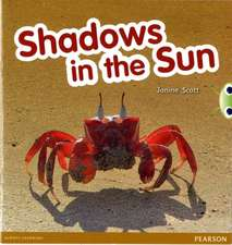 Bug Club Non-fiction Red C (KS1)Shadows in the Sun