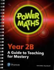 POWER MATHS YEAR 2 TEACHER GUIDE 2B