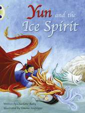 Yun and the Ice Spirit (Turquoise B)
