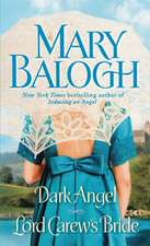 Dark Angel/Lord Carew's Bride:  A Bull Moose Dog Run Mystery