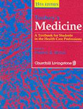 Toohey's Medicine: A Textbook for Students in the Health Care Professions