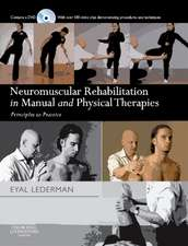Neuromuscular Rehabilitation in Manual and Physical Therapie
