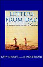 Letters from Dad: Lessons and Love