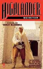 Highlander(TM): Scimitar