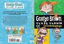 George Brown, Class Clown Books #1-3:  Let the Burping Begin