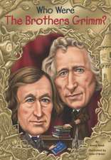 Who Were the Brothers Grimm?:  Road Trip