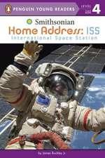 Home Address:  International Space Station