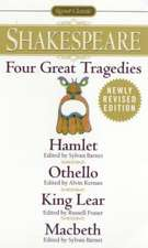 Four Great Tragedies: Revised Edition