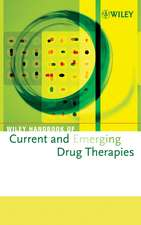 Wiley Handbook of Current and Emerging Drug Therapies, Volumes 5 – 8