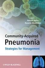 Community–Acquired Pneumonia: Strategies for Management