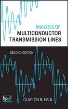 Analysis of Multiconductor Transmission Lines