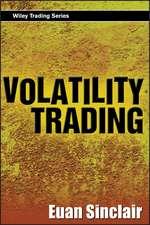 Volatility Trading: + Cd–rom
