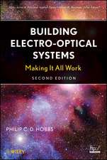 Building Electro–Optical Systems: Making It all Work
