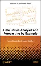 Time Series Analysis and Forecasting by Example