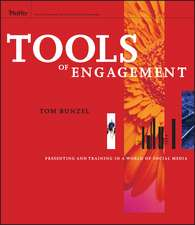 Tools of Engagement: Presenting and Training in a World of Social Media