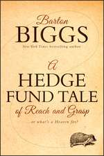 A Hedge Fund Tale of Reach and Grasp: Or What′s a Heaven For
