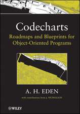 Codecharts: Roadmaps and blueprints for object–oriented programs