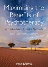Maximising the Benefits of Psychotherapy: A Practice–based Evidence Approach