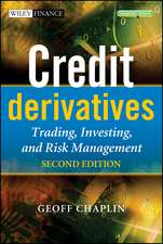Credit Derivatives: Trading, Investing, and Risk Management